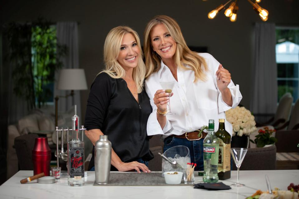Vegas Baby Vodka is created by two vodka lovers.