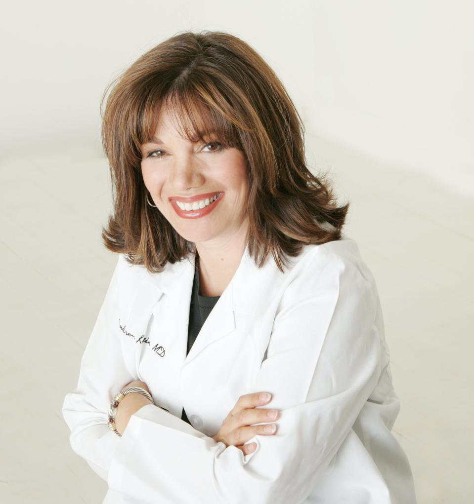 Dr. Audrey Kunin, M.D., Chief Creative Officer of DERMAdoctor
