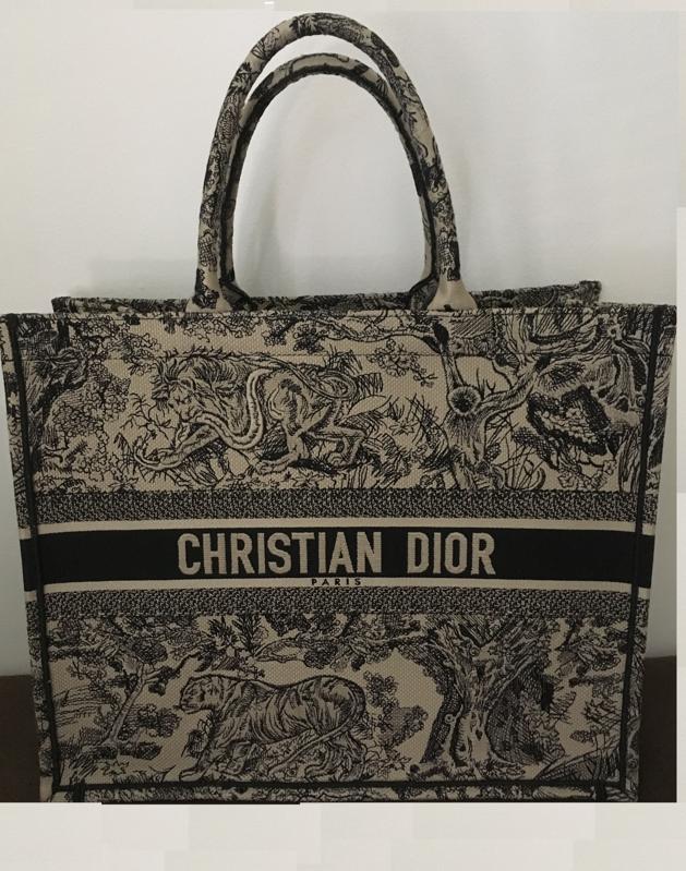 The real Christian Dior bag