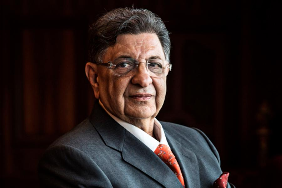 Cyrus Poonawalla founded the privately held Serum Institute in 1966.
