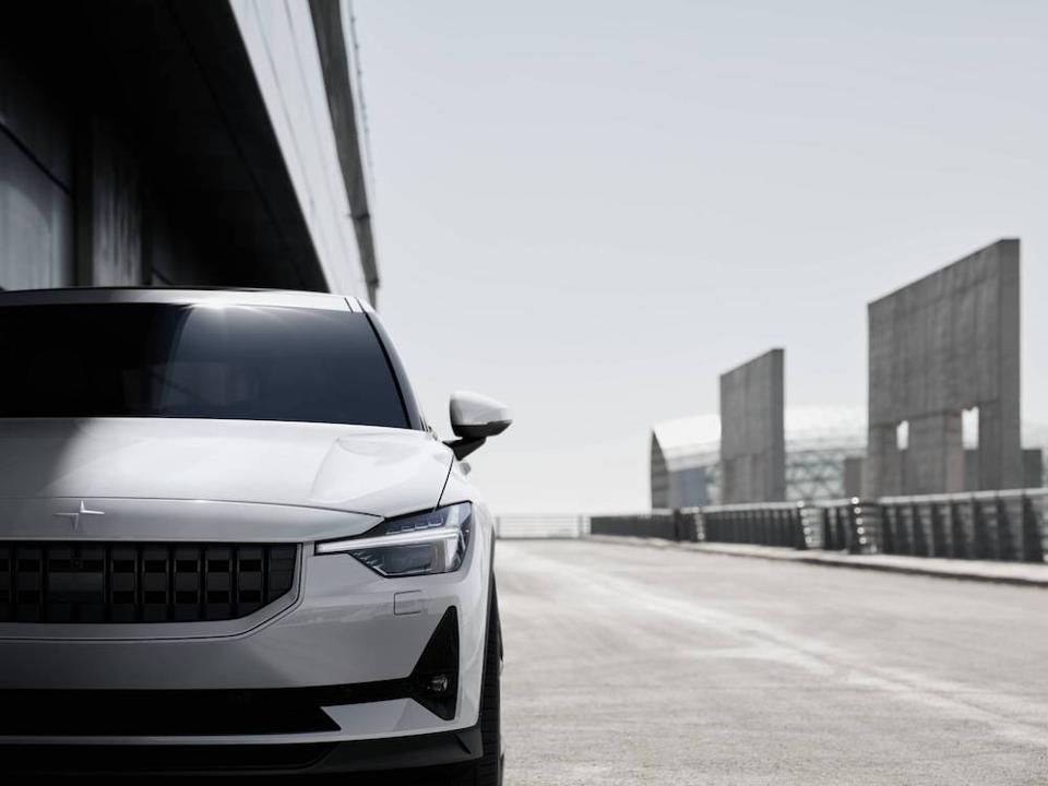 Polestar 2, the all-electric city car by Volvo and Geely Auto