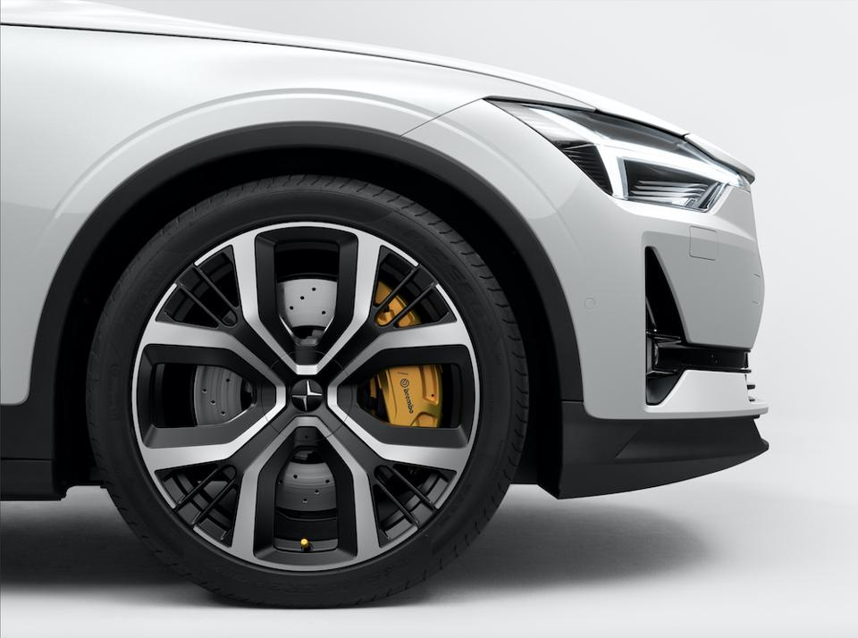 Polestar 2 is the new all-electric city car by Volvo and Geely Auto