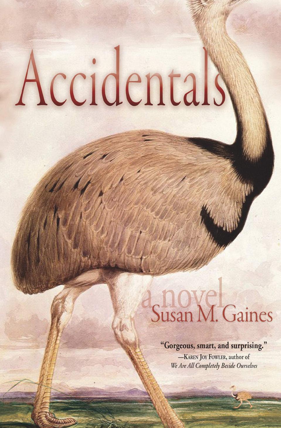 Accidentals Susan Gaines Torrey House