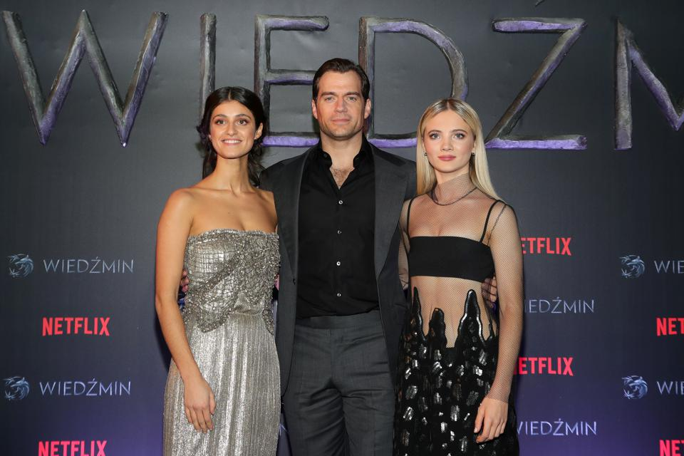 ″The Witcher″ Netflix Premiere In Warsaw