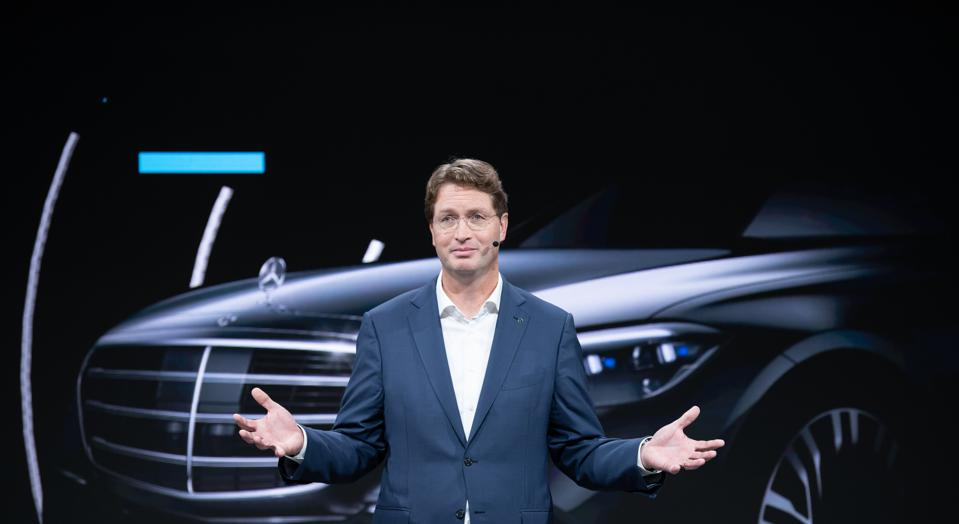 The Mercedes-Benz strategy, announced by Chairman Ola Källenius, will cut jobs and models.
