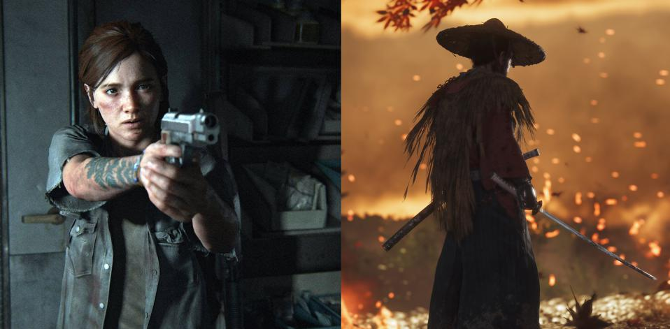 The Last of Us Part 2/Ghost of Tsushima