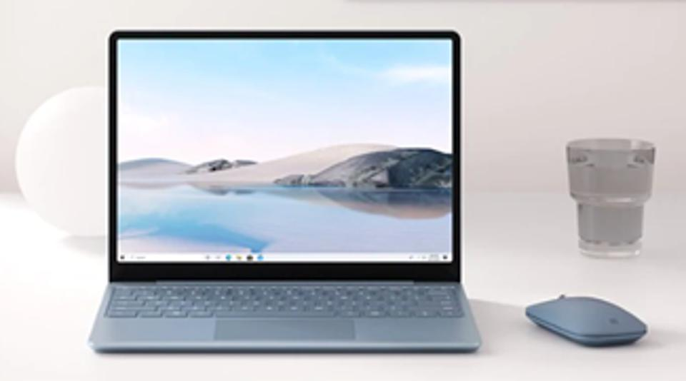 New Microsoft Surface Laptop Go