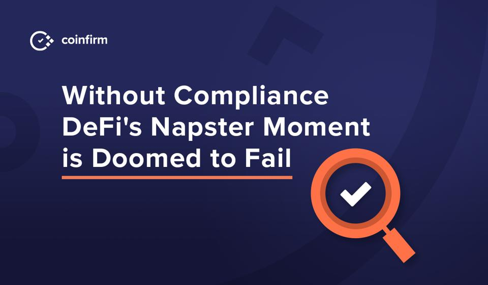 Napster Moment DeFi Compliance