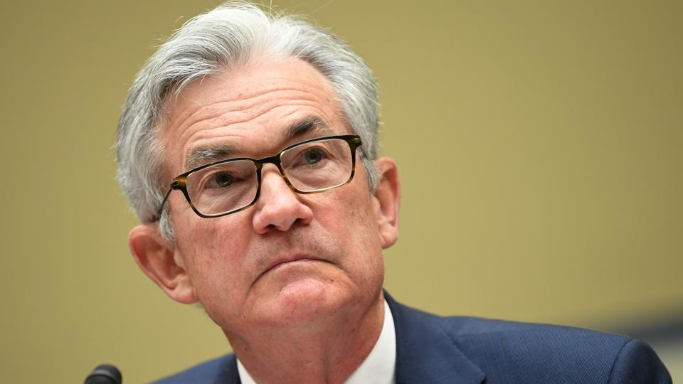 Federal Reserve Chairman Jerome Powell Testifies Before House Committee