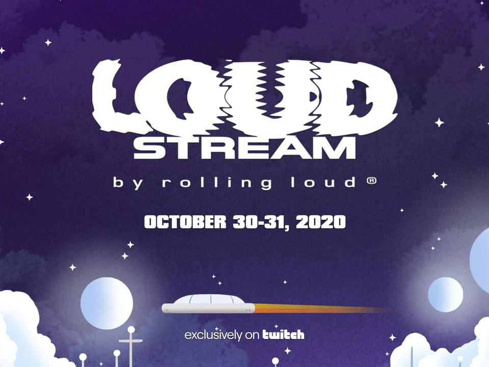 Halloween 2020 Pay Stream Twitch And Shout. Rolling Loud Announces Second 'Loud Stream' For