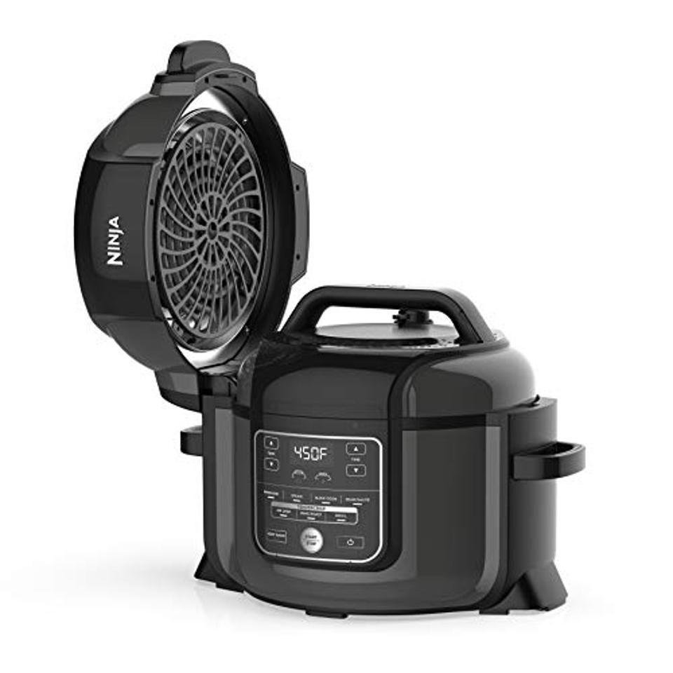 Ninja Foodi 9-in-1 Pressure, Slow Cooker, Air Fryer and More