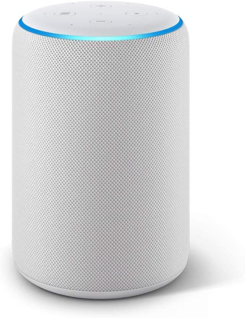 Certified Refurbished Echo Plus (2nd Gen)