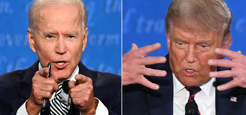 The U.S. trade data released on Tuesday will be the last released before the Nov. 3 presidential election between former Vice President Joe Biden and President Donald Trump. The next data release will come one day after the election.