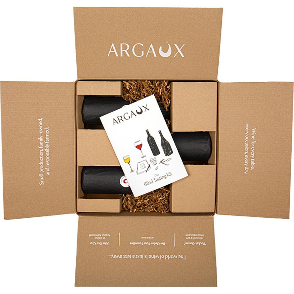 Argaux Blind Tasting Kits – Quarantine Edition