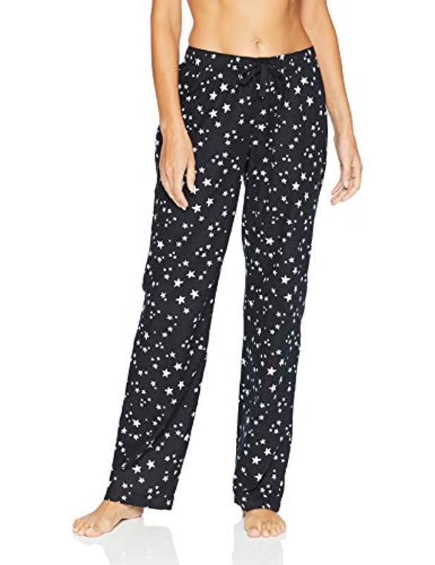 Amazon Essentials Women's Lightweight Flannel Pajama Pants