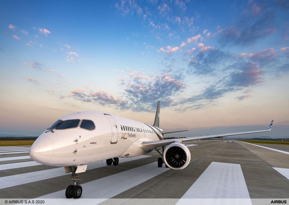 Airbus ACJ TwoTwenty
