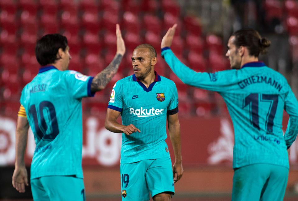 FC Barcelona have long had a 'soap opera' when it comes to signing strikers.