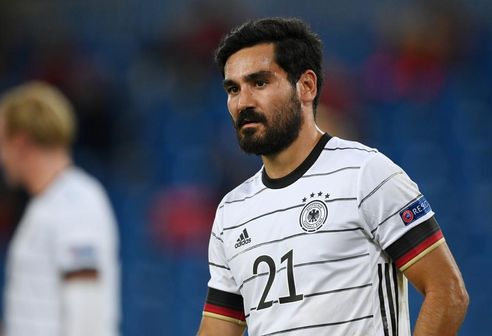 Switzerland v Germany - UEFA Nations League İlkay Gündoğan