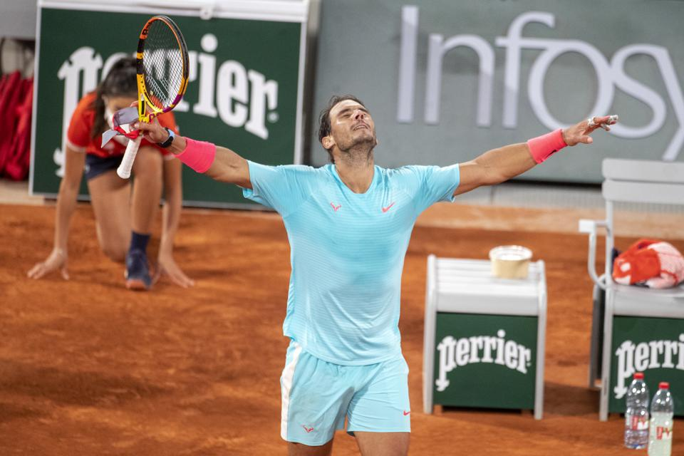 Rafael Nadal Is Now 98 2 At The French Open And Has Won 28 Straight Matches Internewscast