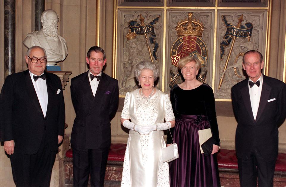 Queen/Privy Council dinner