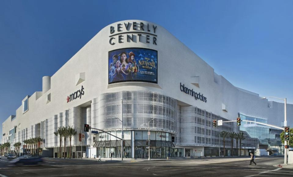 Beverly Center COVID-19