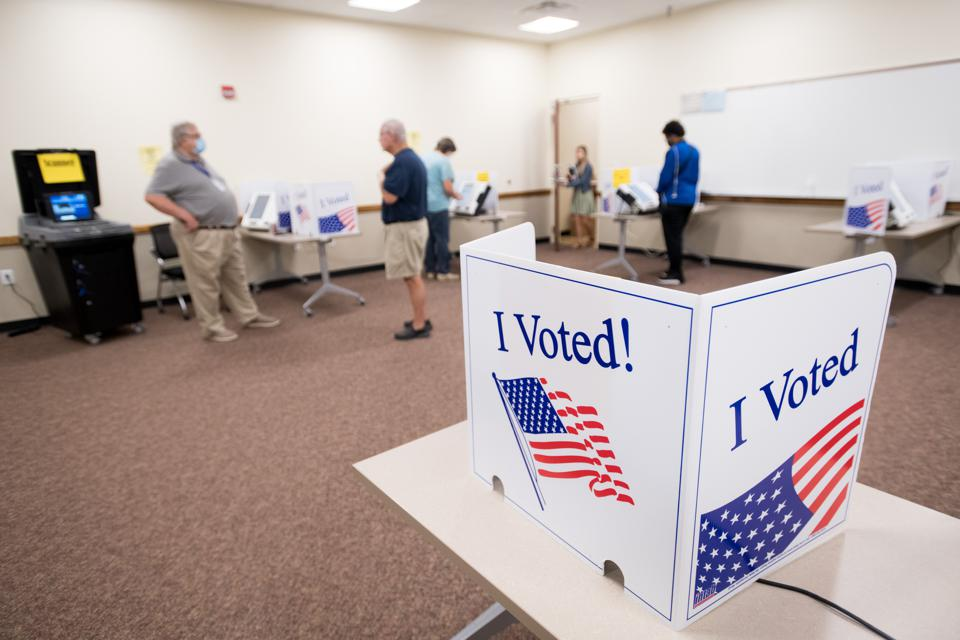 Early Voting Underway In South Carolina