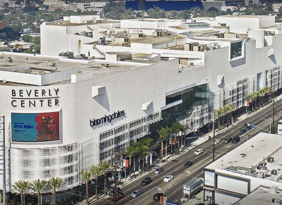 Beverly Center Bloomingdale's