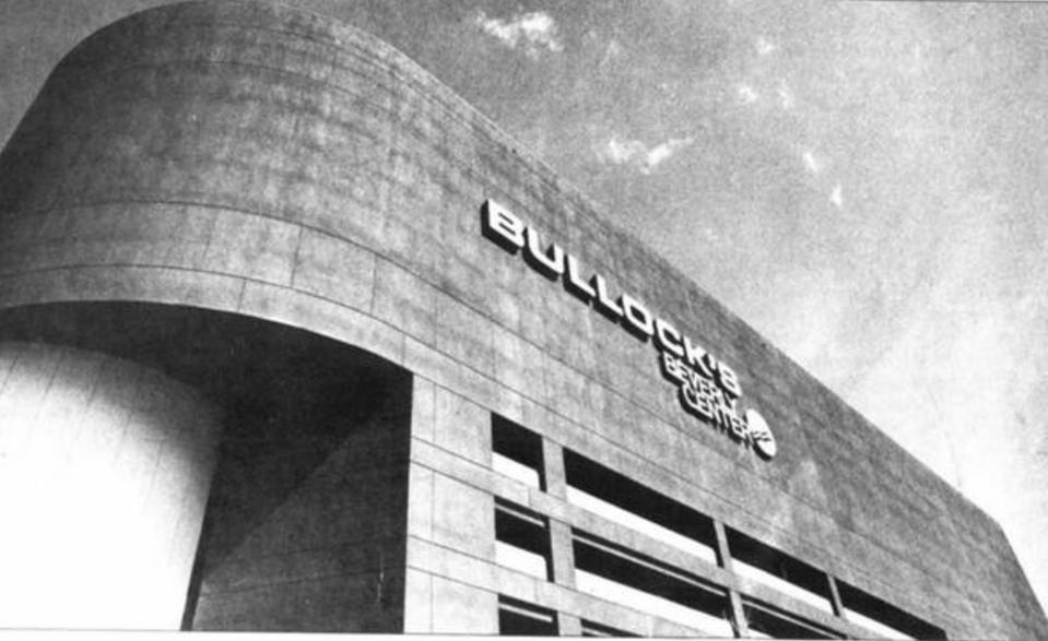 Bullock's Beverly Center