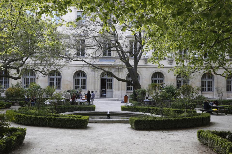 Ecole Normale Superieure, Paris