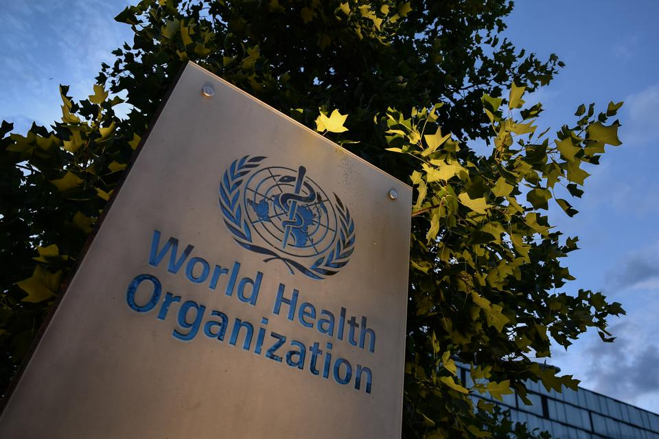 World Health Organization Headquarters, Geneva.  Questions have been asked about their role in the oil spill cleanup and health support offered.