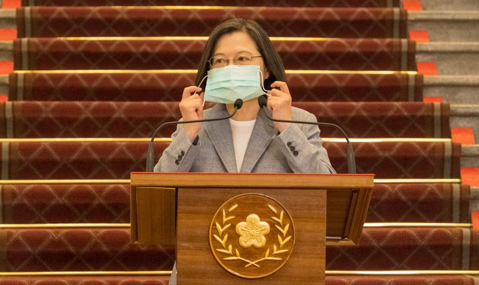Under the leadership of President Tsai Ing-wen, Taiwan has the lowest per capita Covid-19 mortality rates in the world. Source: https://coronavirus.jhu.edu/data/mortality