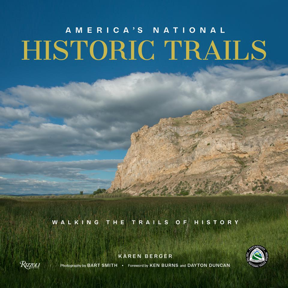 America's National Historic Trails, Photography, Books, History