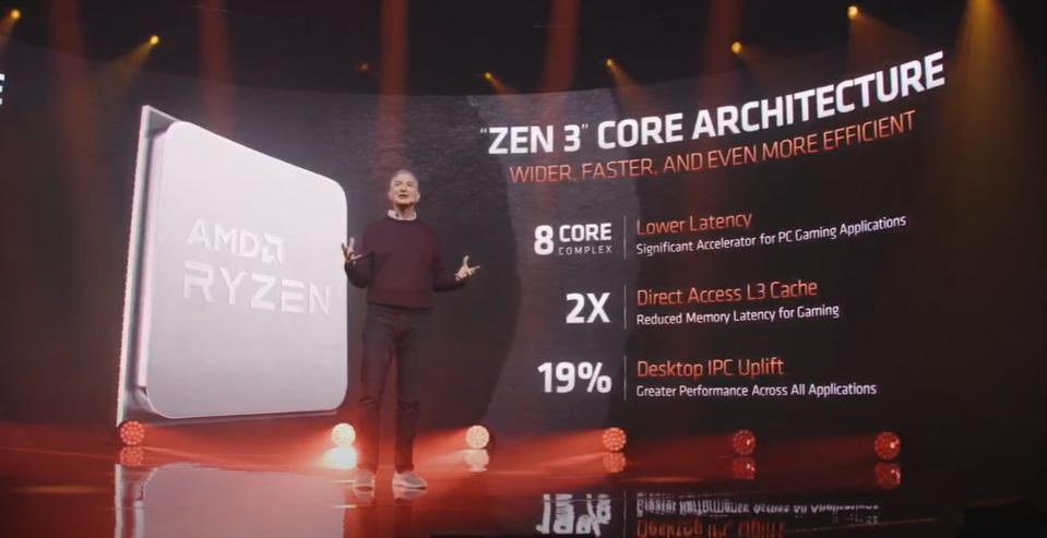 AMD's Zen 3 CPUs will feature a unified eight-core CCX, allowing all cores access to 32MB cache rather than just 16MB