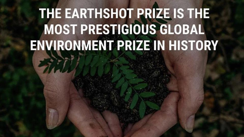 The Earthshot Prize claims to be the most prestigious global environment prize in history.