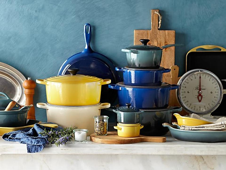 Le Creuset sold at Williams-Sonoma