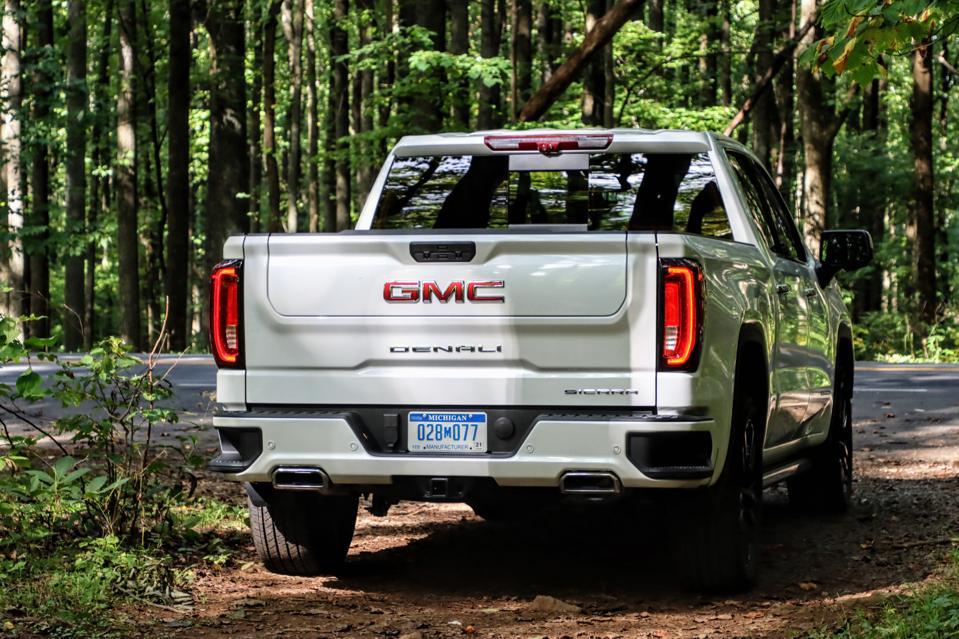 2020 GMC Sierra Denali