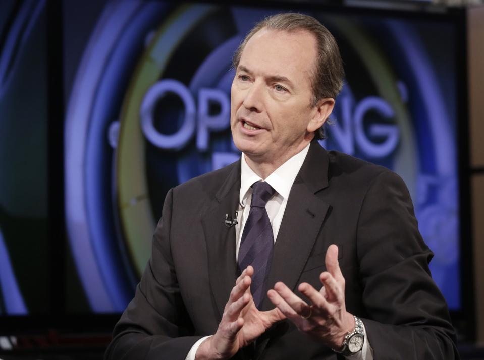 Morgan Stanley CEO James Gorman has had a busy year, acquiring both E-Trade and Eaton Vance.