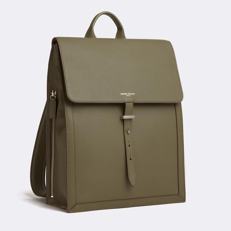Even a backpack is extremely elegant in the collection