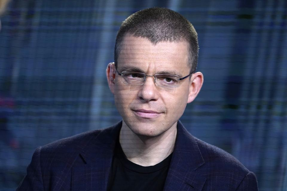 PayPal Co-Founder & Affirm CEO Max Levchin Visits ″Countdown To The Closing Bell″