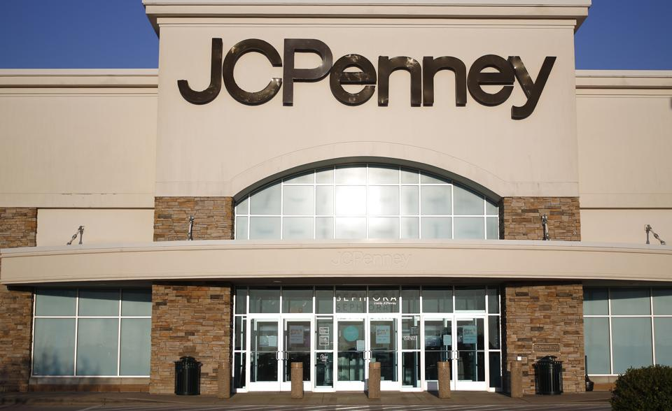 JCPENNEY BANKRUPTCY
