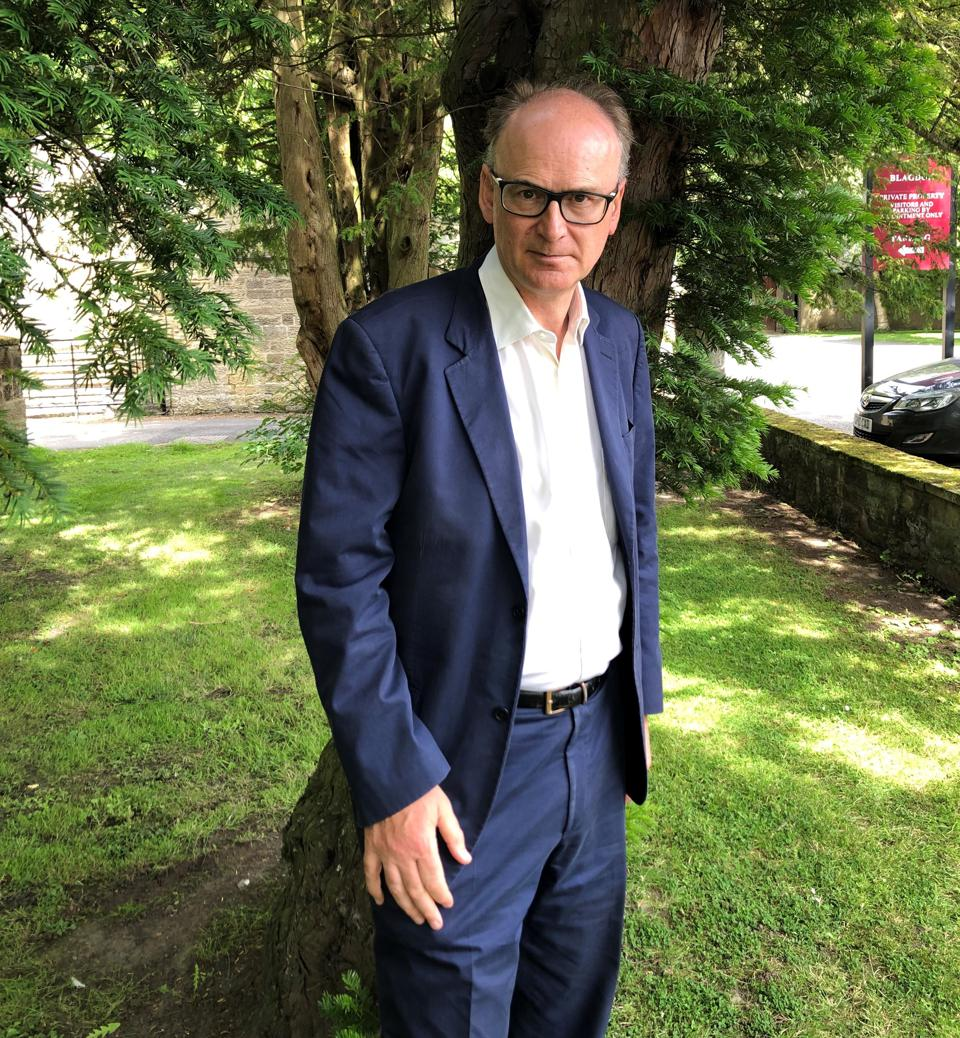 Matt Ridley, author of ″How Innovation Works: And Why It Flourishes in Freedom″
