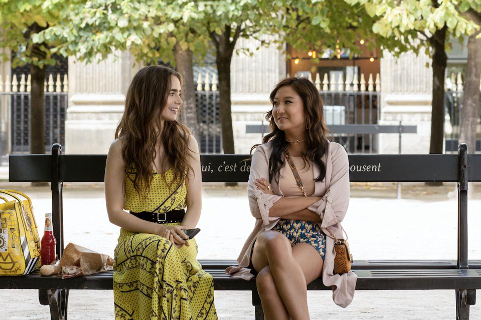 Darren Star has a gift for writing iconic female characters like Carrie Bradshaw from 'Sex and the City' to Emily Cooper in Netflix's 'Emily In Paris'.
