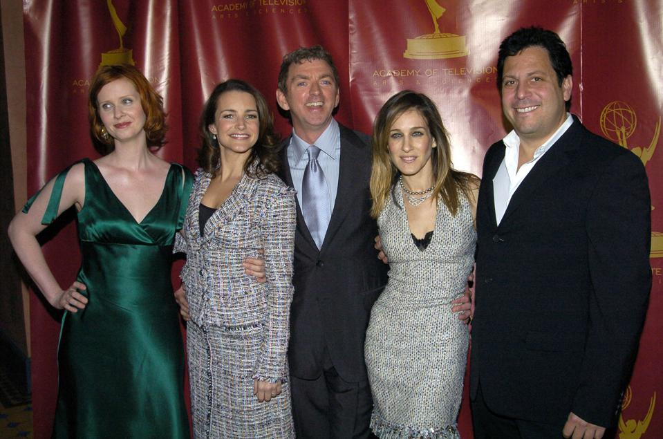 The Acadamy Of Arts & Sciences Presents - Behind the Scenes of Sex and the City - Arrivals