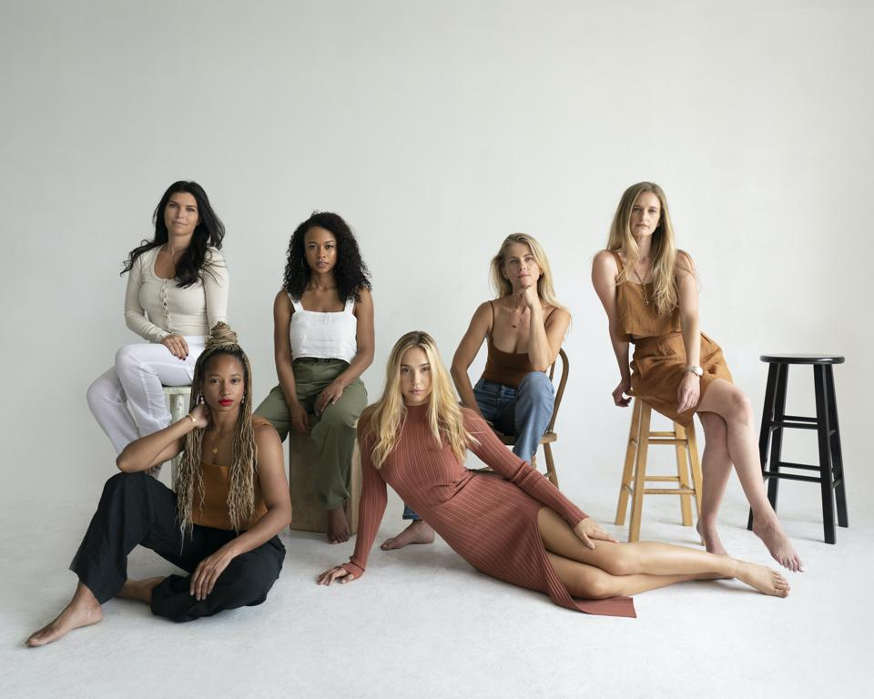 model, women, women of color