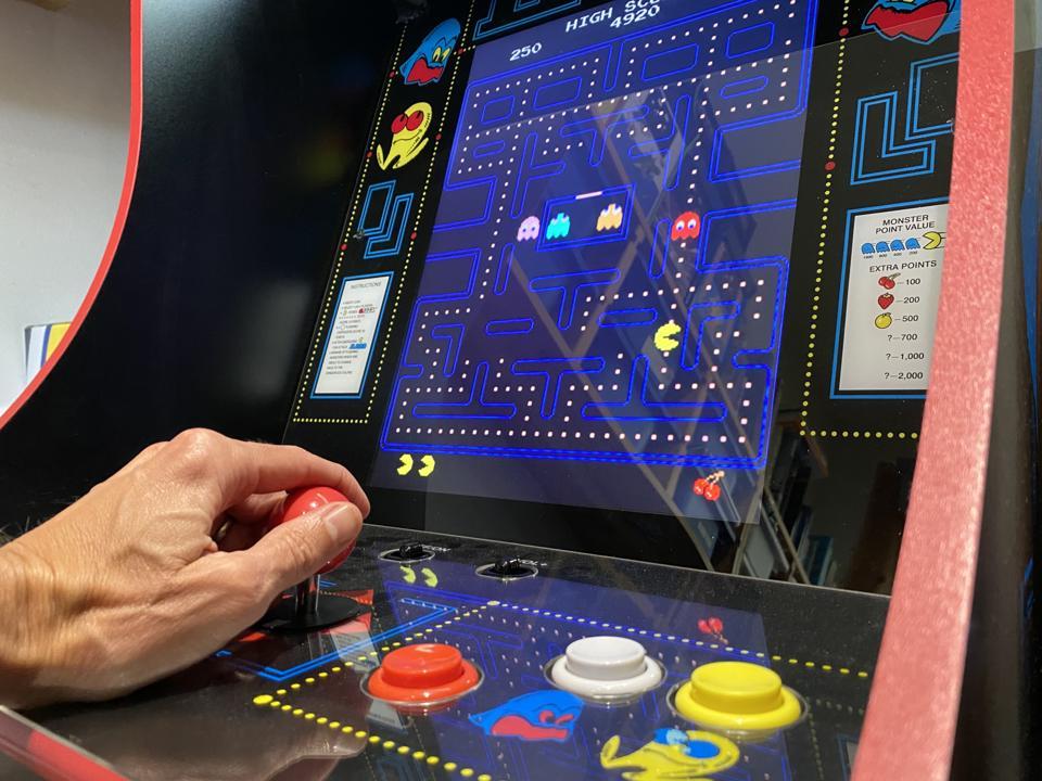 Arcade 1Up Pac-Man Anniversary