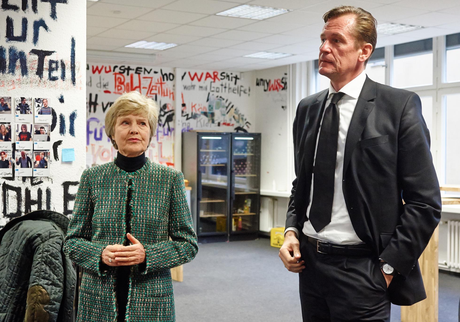 Leadership At Axel Springer Publishers