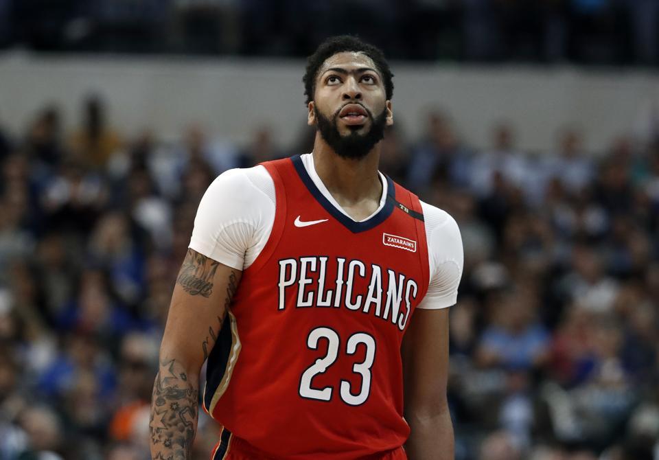 Pelicans Anthony Davis