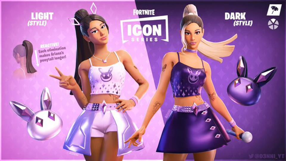 This 22 Year Old Is Making Fortnite Skins As Good As Epic All cosmetics, item shop and more. making fortnite skins as good as epic