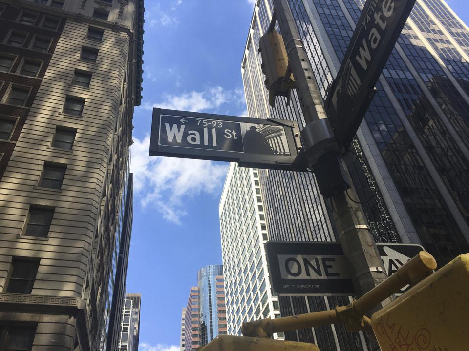 A significant majority of U.S. voters want more accountability from Wall Street.