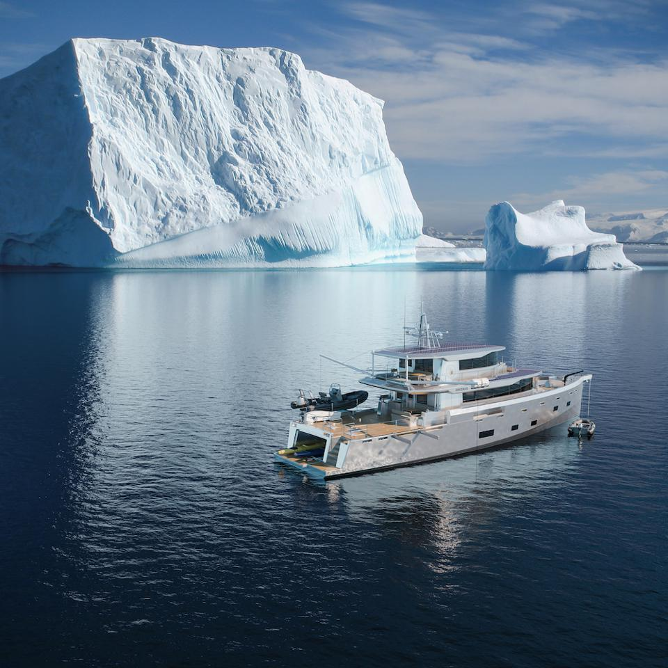 Luxury yacht company Arksen offers curated eco marine adventurers